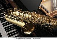 Piano/Sax Jazz Duo