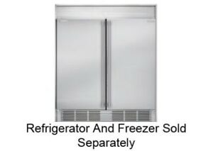 TRIM KIT  for Electrolux fridge and freezer set.