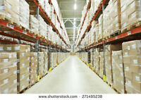 Warehouse Labourer - Heavy Lifting