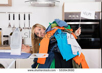 Laundry and Ironing Services