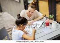 Wanted English (ESL) and French (for Beginners) Tutor