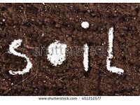 NEEDED: Garden soil earth vegetable patch