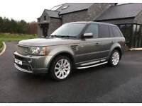 Range Rover Sport HST fantastic car
