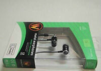 NEW earphones HIGH QUALITY - sealed in box