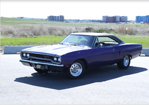 1970 PLYMOUTH REAL FC7 6 PACK ROADRUNNER