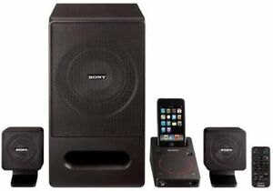 Sony SRS-GD50IP 2.1 Stereo System
