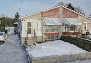 2 bdrm basement apartment for rent, available in March