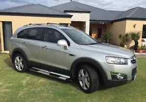 2011 Holden Captiva Wagon **12 MONTH WARRANTY** West Perth Perth City Area Preview