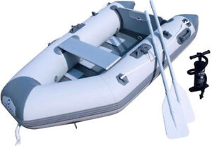 10ft Four Person Inflatable Boat