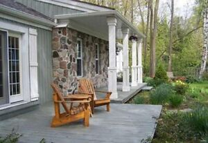 Lake Huron cottage for rent.  Summer weeks still available