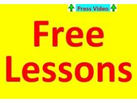 Free Driving Lessons - offered to Selected Subscribed