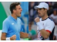 Top class Davis Cup tickets for GB vs Argentina at Emirates Glasgow