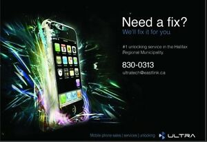 IPHONE REPAIR AND ANDROID UNLOCKING - DARTMOUTH, HALIFAX SALE$99