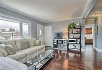 Main Floor of a Detached Home in Prime Newmarket!