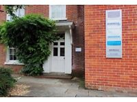 Talking Therapy rooms/Furnished office space available to rent immeadiately in Petersfield