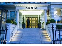 Waiter/Waitress Hotel Xenia London, AUTOGRAPH COLLECTION