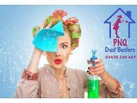 PNQ Dust Busters