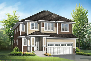 Stunning home, showhome model, beautiful open foyer