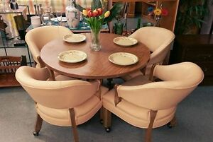 Many Dining Room Sets Available- All Profits go to Hospice Prince George British Columbia image 1