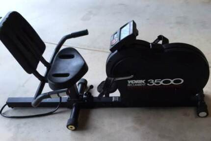 Recumbent Magnetic Exercise Bicycle ( Male or Female Usage )