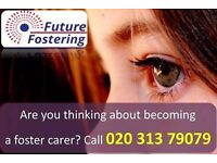 Are you a Child Minder ? Got a Spare Bedroom? Become a Foster Carer - Full Training Will Be Given