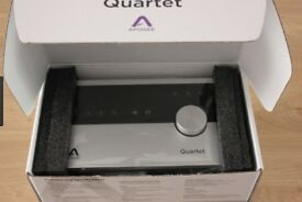 As New Apogee Quartet, Boxed and ready to go £1000