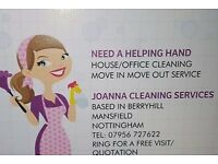joanna cleaning service