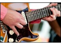 Online Lessons Guitar, Bass, Saxophone & Ukulele