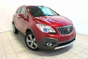 2014 BUICK ENCORE FWD, CAMERA  ARRIERE, LEATHER West Island Greater Montréal image 5