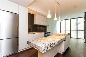 1 Bed and Dan for Rent at X2 Condo (Bloor and Charles St)