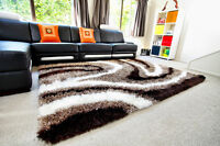 Amazing Handmade Designer Shag Rugs for SALE!!! - FREE Delivery