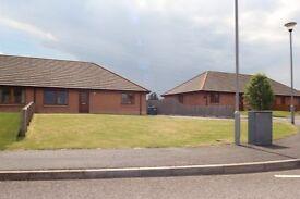 3 Bedroom Semi-detached Bungalow on edge of Kirkhill