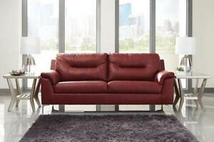 Brand New Ashley Sofa and Loveseat Set - Payment Plans