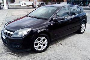 2005 Holden Astra Hatchback automatic Woy Woy Bay Gosford Area Preview