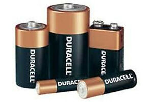 Duracell Batteries - CHEAP - BRAND NEW - Lots Available