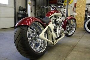 2009 Chopper  Custom barely rode Mint Condition