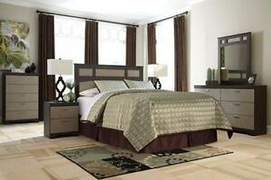 Brand New Ashley Bedroom Set - Payment Plan
