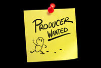 producers wanted!