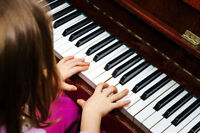 Piano Lessons Fall 2017