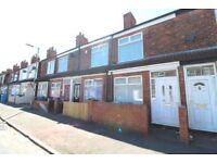 2 Bedroom House on Dorset St in Gipsyville, Hull, HU4 6PP