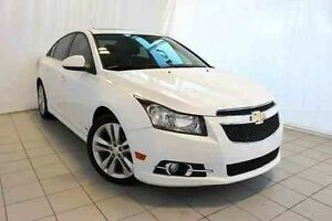 2012 Chevrolet Cruze LT turbo AUTO, RS, TURBO, MAGS, TOIT, West Island Greater Montréal image 1