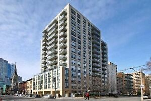 Amazing 1 bed. condo fully furnished prime location!!