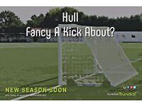Hull 6-a-side – New Season!