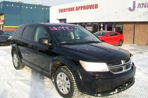 *** LOW KM'S / FATORY WARANTY ****   2015 Dodge Journey CVP.