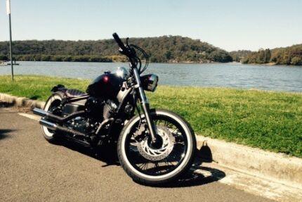 Yamaha VSTAR650 Custom, Learner Legal & LAMS Approved Sydney City Inner Sydney Preview