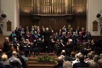 """Newcombe Singers Concert """"Brahms and a Little Jazz"""""""