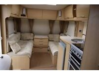 caravan for sale. 2007 Abbey vogue 495. very good condition. comes with awning, and extras