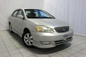2004 Toyota Corolla TYPE S TOUTE EQUIPE AC MAGS 5 VITT West Island Greater Montréal image 2