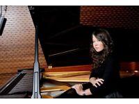 Piano Tuition | Piano Teacher | Accompanist in Glasgow