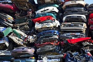 Buying scrap cars paying up to 300$